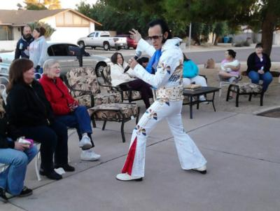 Elvis by MR DJ & Tribute Artist Entertainment | Mesa, AZ | Elvis Impersonator | Photo #1