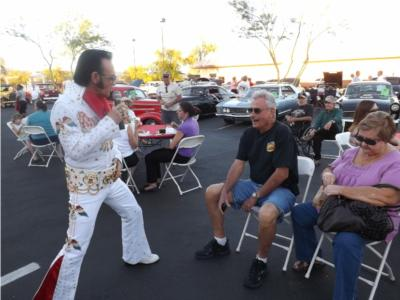 Elvis by MR DJ & Tribute Artist Entertainment | Mesa, AZ | Elvis Impersonator | Photo #8