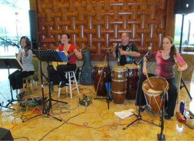 Magdaliz and Her Latin Ensemble Crisol | Philadelphia, PA | Latin Band | Photo #6