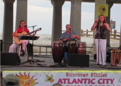 Magdaliz and Her Latin Ensemble Crisol | Philadelphia, PA | Latin Band | Photo #2