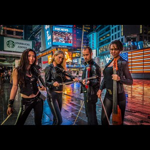 Charleston Bluegrass Trio | New York Virtuosi