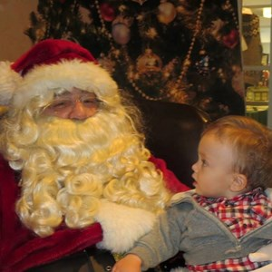 Saddle Brook Santa Claus | Silly Santa Claus