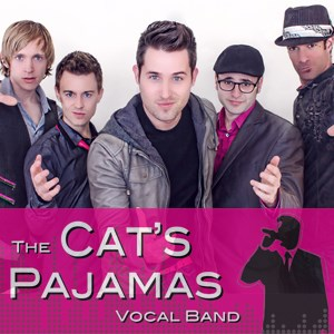 Talking Rock Barbershop Quartet | The Cat's Pajamas: Vocal Band