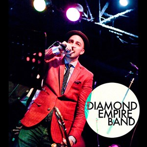 Provo Jazz Musician | Diamond Empire Band