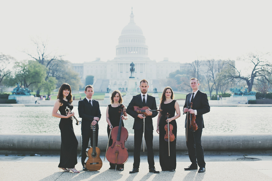 Washington Virtuosi - String Quartet - Washington, DC