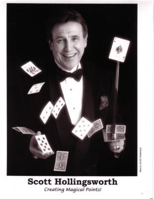 Scott Hollingsworth Magic | Houston, TX | Magician | Photo #1