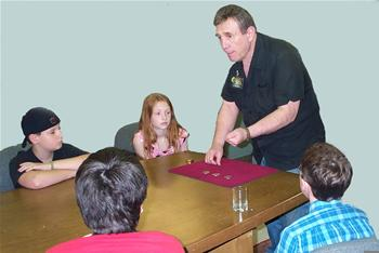 Scott Hollingsworth Magic | Houston, TX | Magician | Photo #7