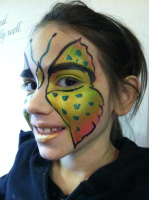 Let's Gogh Paint! Face and Body Painting | Sherman Oaks, CA | Body Painting | Photo #21