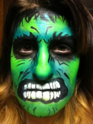 Let's Gogh Paint! Face and Body Painting | Sherman Oaks, CA | Body Painting | Photo #1