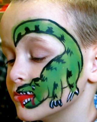 Let's Gogh Paint! Face and Body Painting | Sherman Oaks, CA | Body Painting | Photo #3