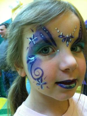 Let's Gogh Paint! Face and Body Painting | Sherman Oaks, CA | Body Painting | Photo #18