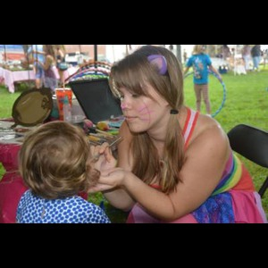 Hiawassee, GA Face Painter | Happy Cat Face Painting