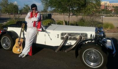 ELVIS  ELECTRIC | Las Vegas, NV | Elvis Impersonator | Photo #7