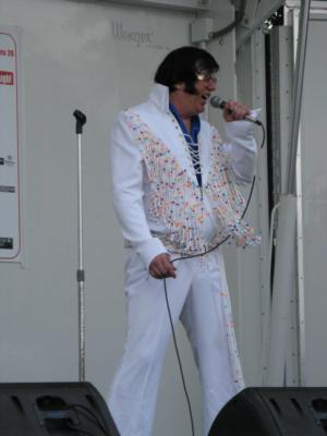 Keith Lewis as Elvis | Boston, MA | Elvis Impersonator | Photo #6