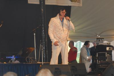 Keith Lewis as Elvis | Boston, MA | Elvis Impersonator | Photo #4