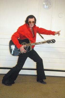 Keith Lewis as Elvis | Boston, MA | Elvis Impersonator | Photo #11