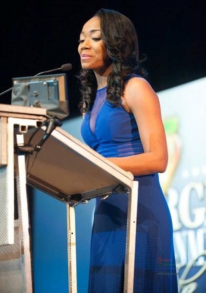 Erikka Tiffani- Speaker, Emcee, Event Host - Motivational Speaker - Atlanta, GA