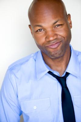 "Leo Flowers ""Funny with a message""  