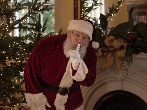 Santa Claus (Tom Underwood) - Santa Claus - Pensacola, FL