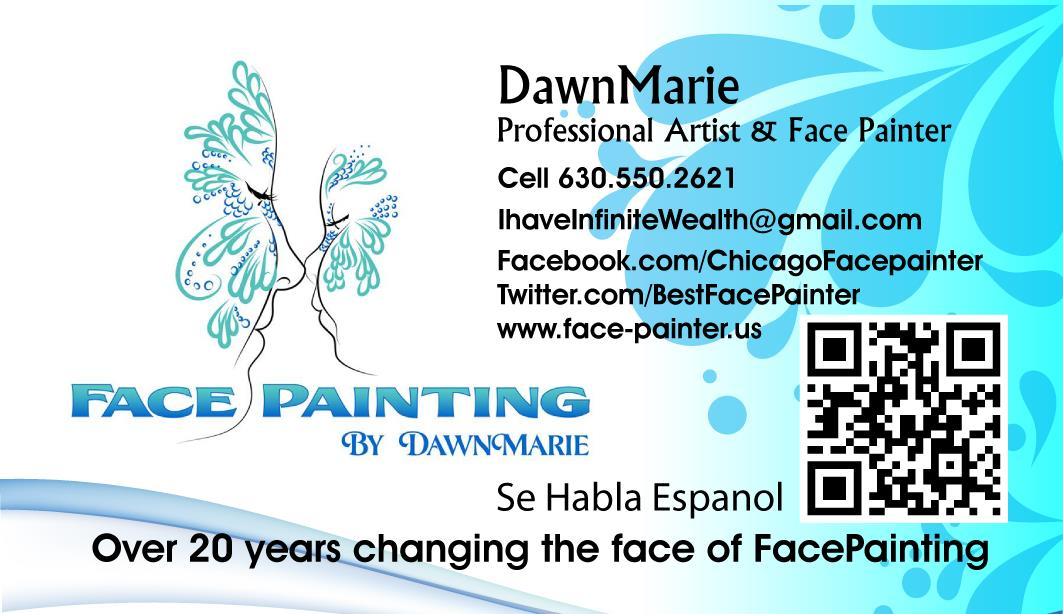 Face Painting by DawnMarie