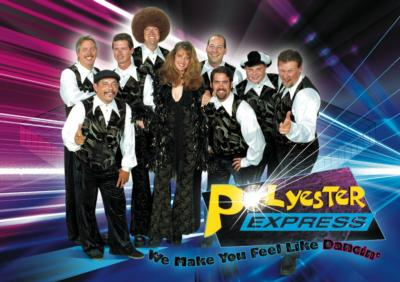 Polyester Express | Carlsbad, CA | 70s Band | Photo #2