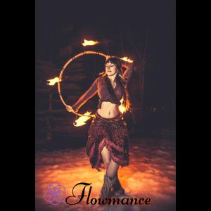 Flowmance - Fire Dancer - Calgary, AB