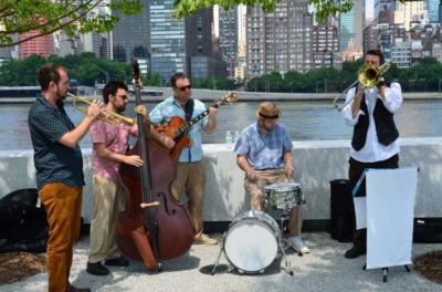 The Recessionals Jazz Band | Washington, DC | Jazz Band | Photo #7