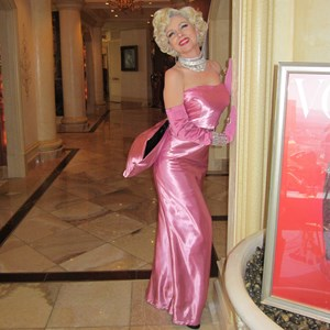 Sacramento Marilyn Monroe Impersonator | Marilyn Monroe Impersonator For Hire