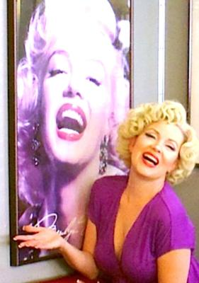 Marilyn Monroe Impersonator For Hire | Las Vegas, NV | Marilyn Monroe Impersonator | Photo #1