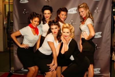 The Diamond Bettys | Studio City, CA | Dance Group | Photo #4