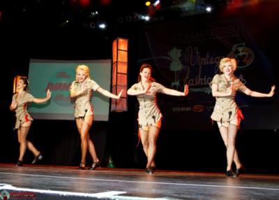 The Diamond Bettys | Studio City, CA | Dance Group | Photo #15