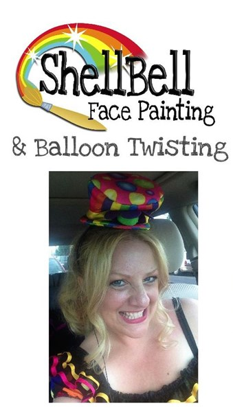 ShellBell Face Painting - Face Painter - Wilton, NY