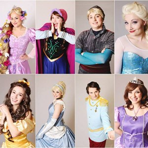 Mathews Princess Party | Dream Entertainers