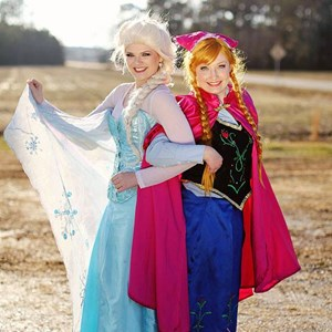 Virginia Beach Princess Party | Dream Entertainers