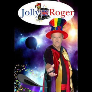 Church Rock Clown | Jolly Roger
