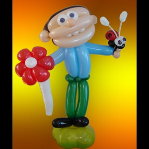 Huguenot Balloon Twister | Twisted Creations