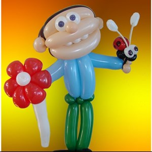 Mahwah, NJ Balloon Twister | Bubbles and Balloons - Twisted Creations