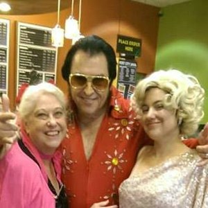 Atkinson Elvis Impersonator | KING SHAZAAM Tributes