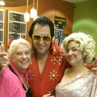KING SHAZAAM Tributes - Elvis Impersonator - North Myrtle Beach, SC