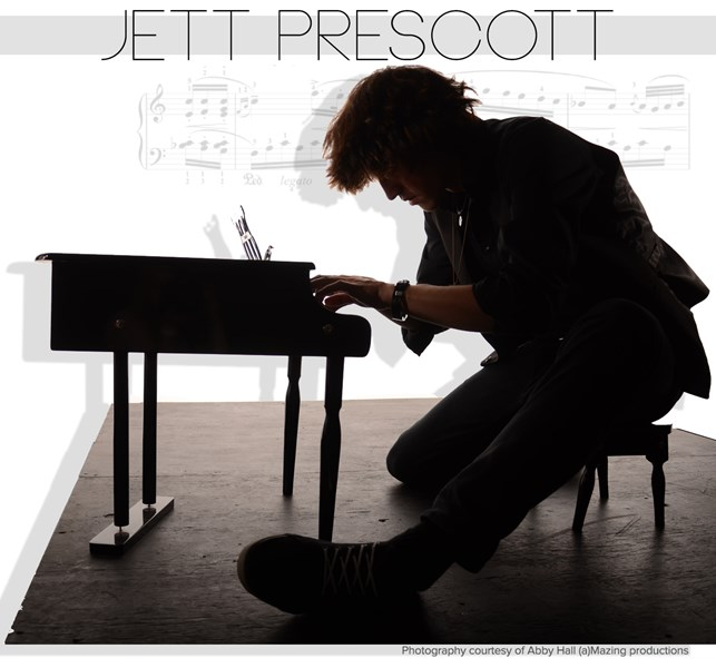 Jett Prescott - Singing Pianist - Los Angeles, CA