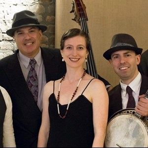 Ashley Falls 40s Band | The Creswell Club