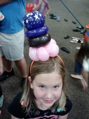 Jubilee | Asheboro, NC | Balloon Twister | Photo #4