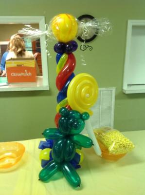 Jubilee | Asheboro, NC | Balloon Twister | Photo #15