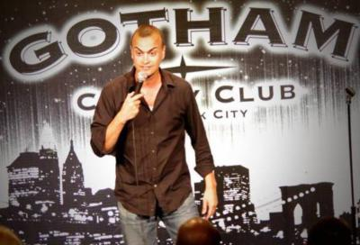 Headlining Gotham Comedy Club NYC