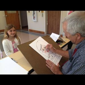 Piney Point Caricaturist | Caricatures by Joe Thibodeau