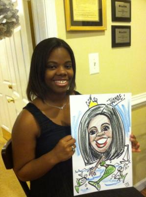 Caricatures by Joe Thibodeau | Henrico, VA | Caricaturist | Photo #11