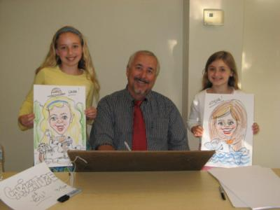 Caricatures by Joe Thibodeau | Henrico, VA | Caricaturist | Photo #15