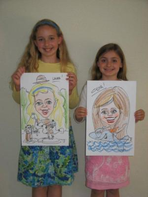 Caricatures by Joe Thibodeau | Henrico, VA | Caricaturist | Photo #2