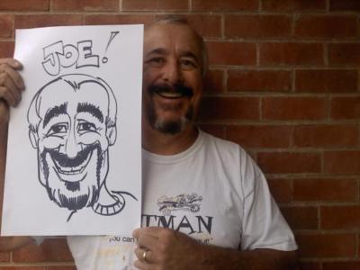 Caricatures by Joe Thibodeau | Henrico, VA | Caricaturist | Photo #4