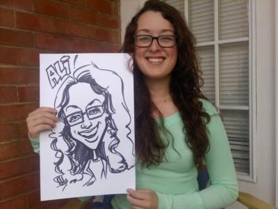 Caricatures by Joe Thibodeau | Henrico, VA | Caricaturist | Photo #3